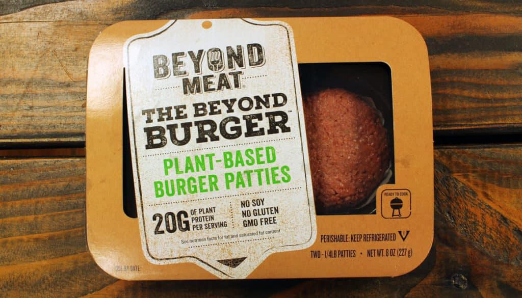 beyond meat tyson foods