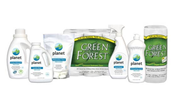 planet produse vegane de curatenie