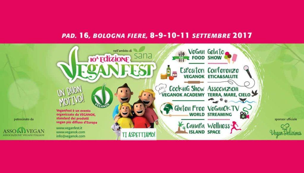 VeganFest 10 Bologna, Italia