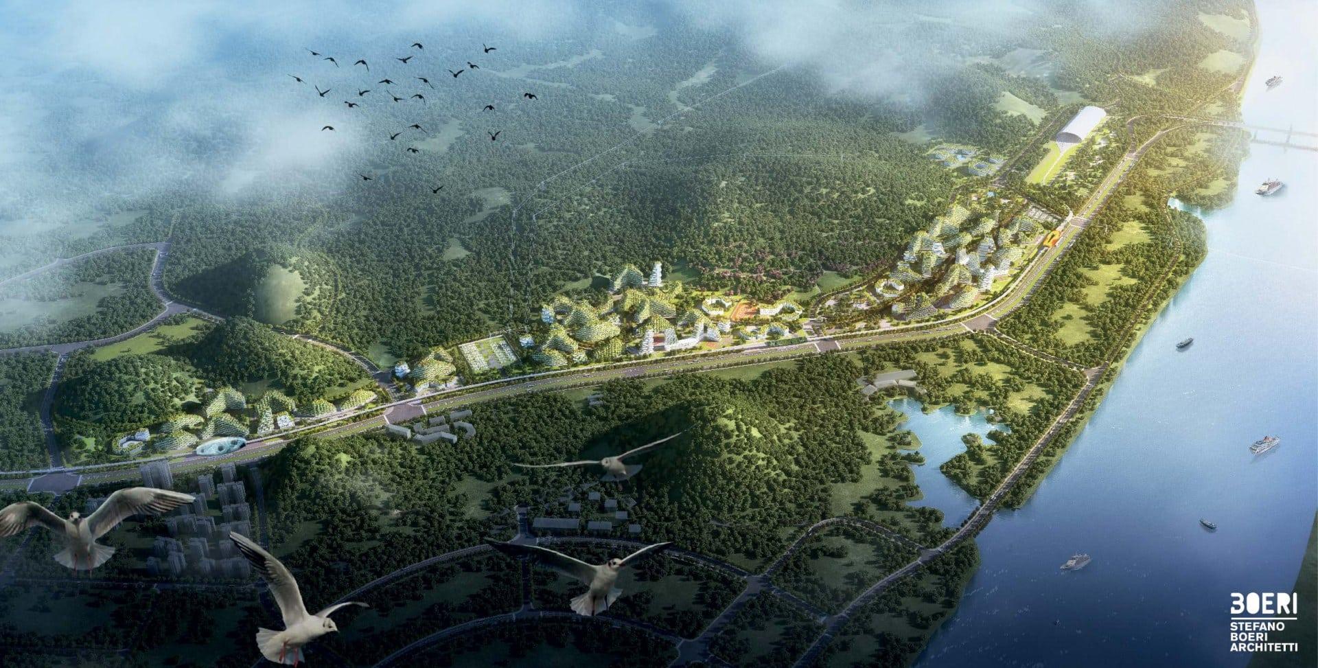 forest city oras anti poluare