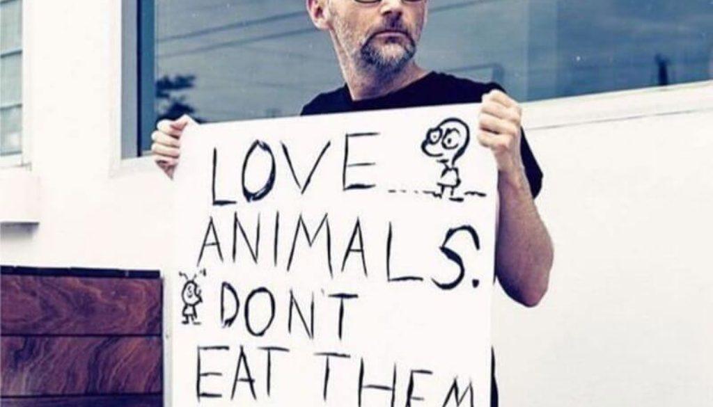 Moby vegan de peste 30 de ani