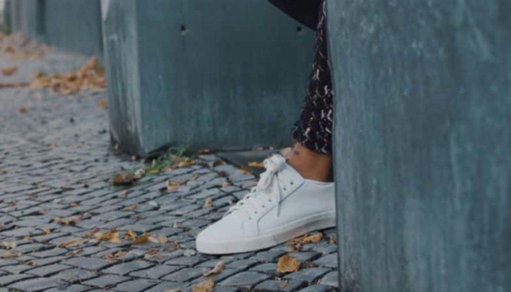 pantofi vegani reciclare
