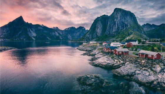 norvegia vacanta drumetie