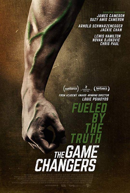 the game changers documentar sportivi vegani