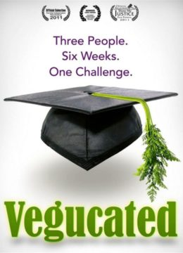 Poster film Vegucated 2011