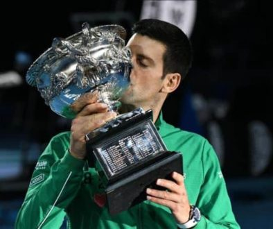 Care este secretul tenismenului Novak Djokovic la Australian Open 2020 fotografie făcută de Recep Şakar - Anadolu Agency