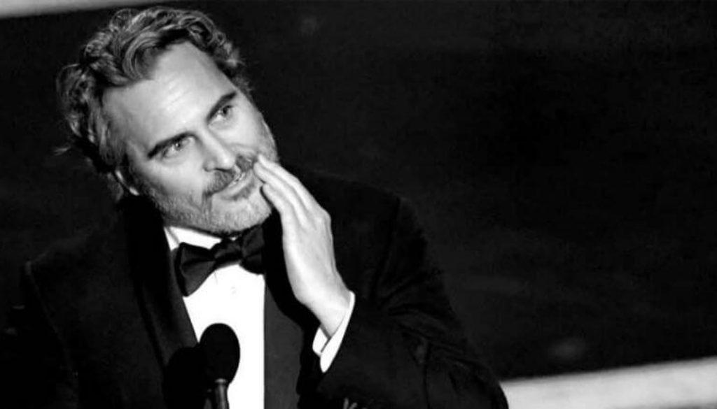 Ce spune Joaquin Phoenix în discursul de la Oscars schimbă mentalități