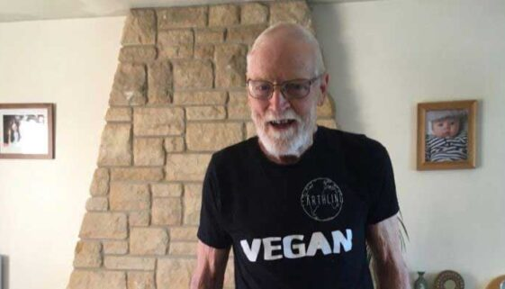 Un vegan de 82 de ani aleargă 100km