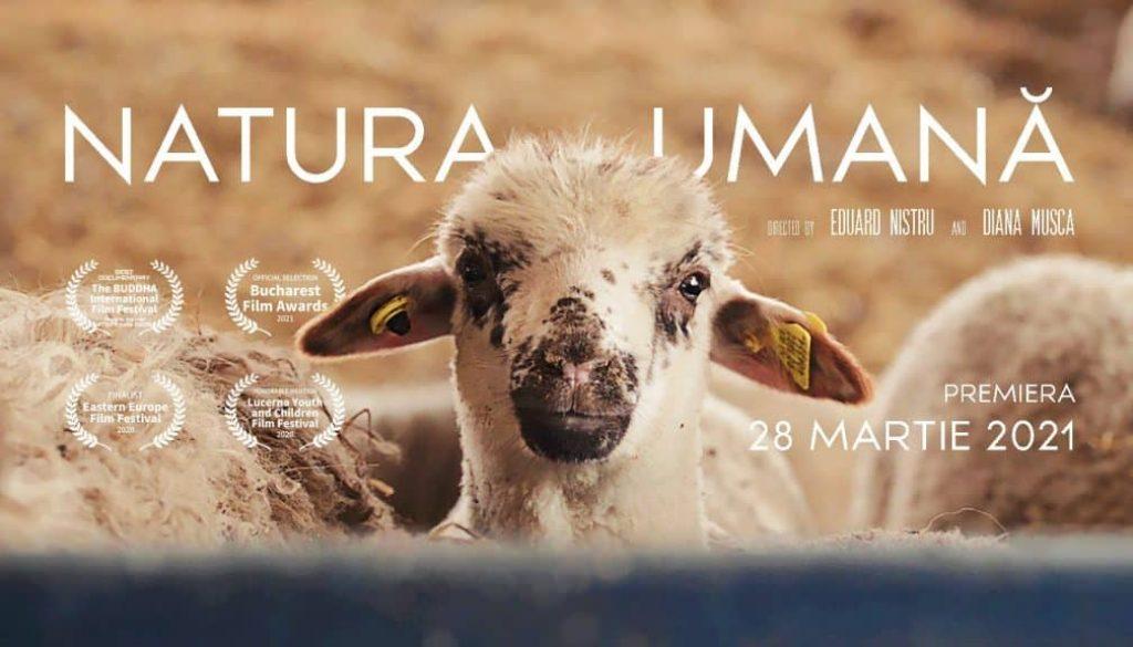 Natura Umană Film premieră eveniment