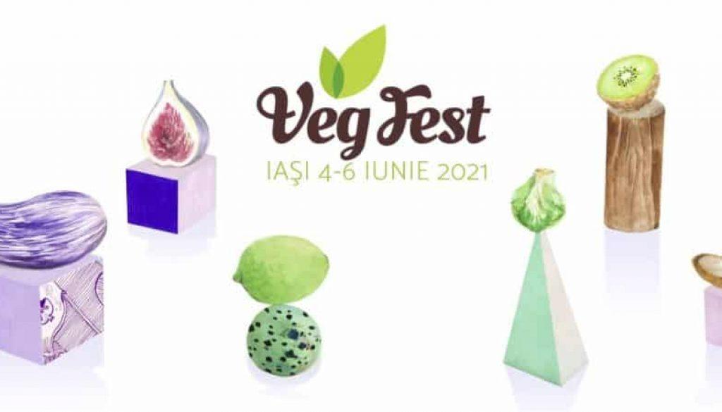 VegFest Iași 2021 cover
