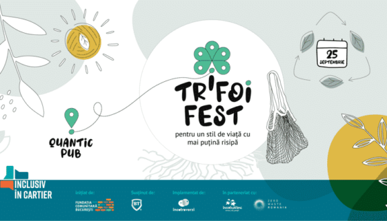 Trifoi Fest un nou tip de festival circular, local, organic, vegan, ecologic și rezilient